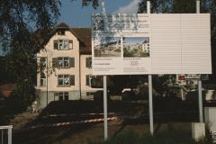 Pfarrhausstr. Projekt Überbauung