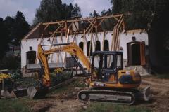 Kath. Kapelle Abbruch