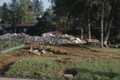 Kath. Kapelle abgebrochen