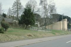 Kath. Kirche abgebrochene Kapelle