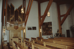 Kath. Kirche Innenraum