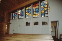 Kath. Kirche Glasfenster