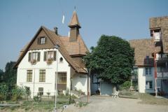 Friedenskirche & Neubauten