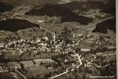 Luftaufnahme Bäretswil Postkarte