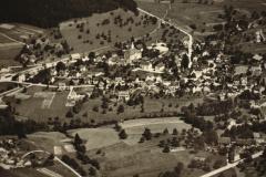 Luftaufnahme Bäretswil Detail