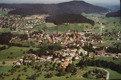Luftaufn. Postkarte Bäretswil