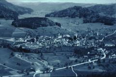 Flugaufn. Swissair Dorf Ritg Bussenthal Do