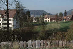 Schönaustr. Neubau + Baugespann 2. Etappe