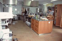 TdoT Hof Oberdorf, Küche