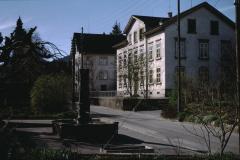 Schulhausstr, Brunnen, Sek.- Primarschulhaus