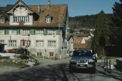 Haus Schaufelberger, 1999 von Fam. Bättig gekauft.
