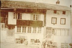Haus hinter der alten Post, Seline Binder Bosshard, jetzt Fam Gerber, Pfarrhausstr