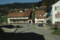 Schulhausstr, Rest. Ochsen + VOLG
