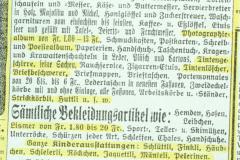Kaufhaus, J.Egli-Schlumpf