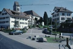 Neuer Sitzplatz Mühlestr-Adetswilerstr-Schulhausstr