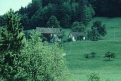 Haus Schreiner Wirth mit ehem Sticklokal
