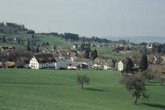 Blick von (oberhalb) Steigstr