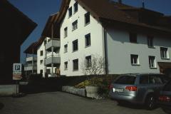 Schürli, Neubauten zwischen Wetzikerstr + Hotel
