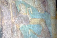Diaschau 1, Waltalingen Freske, Breitaxt