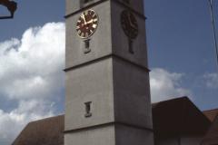 Diaschau 1, Kirche Wiesendangen