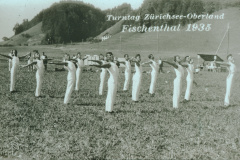 Turntag 1935 in Fischental