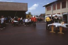Männerriegenturntag, Festplatz Schulhäuser Dorf