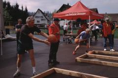 Männerriegen-Turntag, Ballwerfen