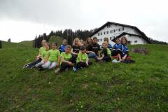 Trainingslager Flumserberg 2012, Heimreise