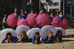 ,Diräkt us' Damenriege Juli 1990