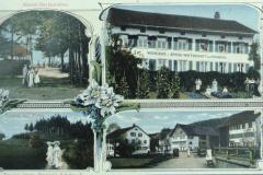 Postkarte Frohberg & Rosinli