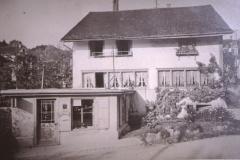 Adetswil Brüglenstr. 1, war Metzgerei - Schuhm.