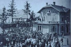 UeBB. Einweihung Station Uerikon