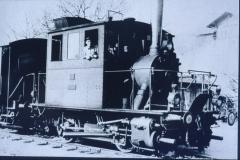 UeBB. Glaskasten-Lokomotive Nr. 23