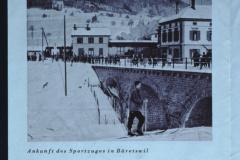 UeBB. Prospekt Bäretswil, 30er-Jahre