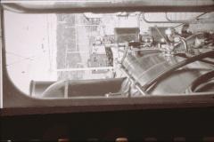 DVZO. Blick aus dem Führerstand der CRO Ed 3-3