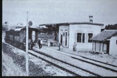 UeBB. Bahnhof Wolfhausen