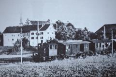 UeBB. Lok Ed 2-2 Nr. 23, ,Gartehüsli' passiert das Ritterhaus
