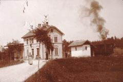 UeBB. Station Dürnten, Detail