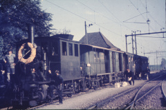 UeBB. letzte Fahrt Uerikon-Hinwil, Samstag 2.10.1948