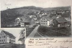 Gruss aus Adetswil-Bäretswil Alb. Egli Sun. (Rosinli)