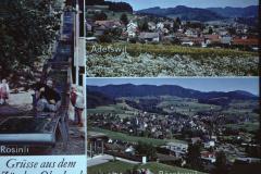 Postkarte Bäretswil, Adetswil + Rosinli