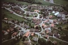 Luftaufnahme (Zentrum Frohberg)