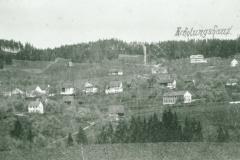 Dorf und Erholungshaus