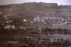 Adetswil vom Hinterberg aus