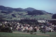 Postkarte. Adetswil und Bachtel