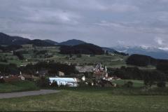 Blick von der Kiesgrube Ritg. Hinterberg