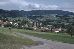 Blick von der Kiesgrube Ritg. Dorf