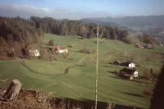 Ebnersberg Blick auf das Erholungshaus