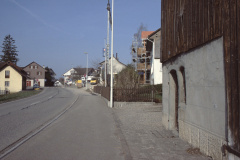 Adetswilerstr. Eingans Dorf