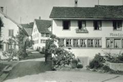 Haus Senn-Bünzli, ,Freieck', Brüglenstr